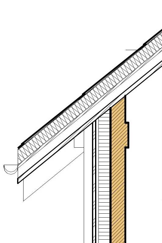Roof section © Gehret Design GmbH