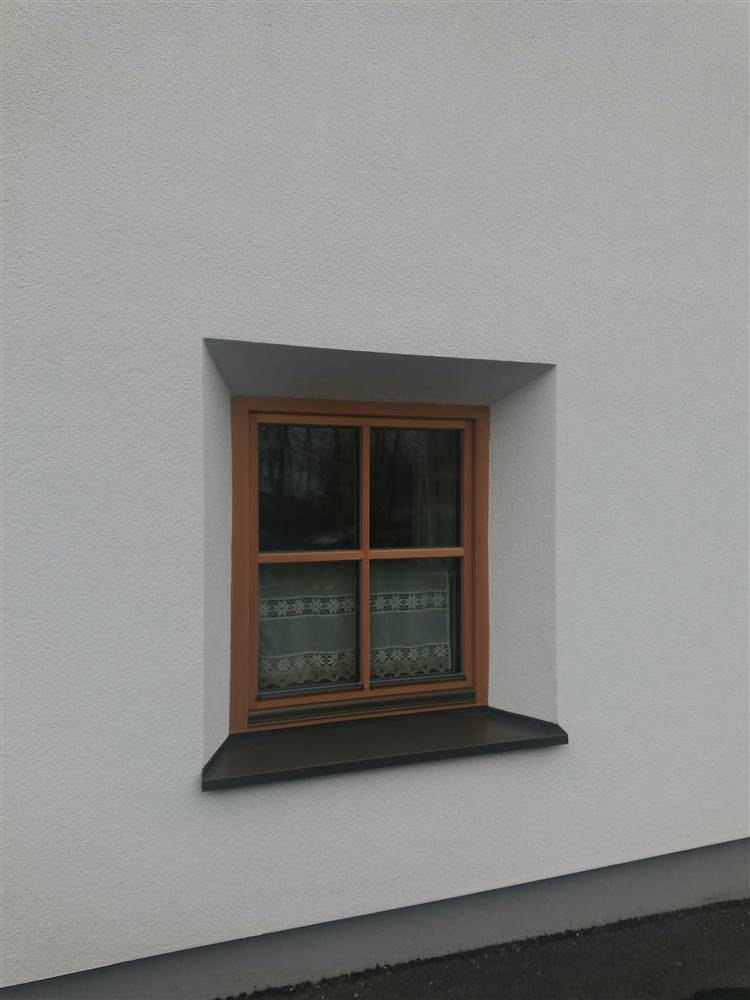 They were replaced with high efficient wooden window in alpine style., © Michael Flach