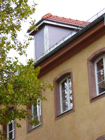 New windows with glazing bars (author : CREBA)